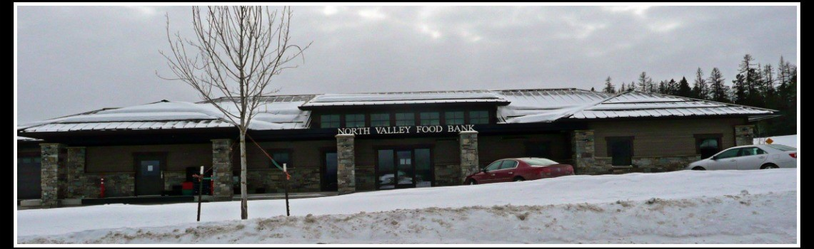 North Valley Food Bank – New Facility