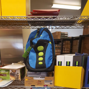 School Supply Distribution, Thursday August 17 and 24 Noon to 2 pm